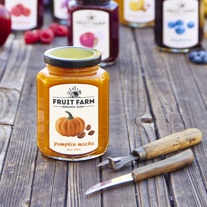 Fruit Farm Organic Jams11