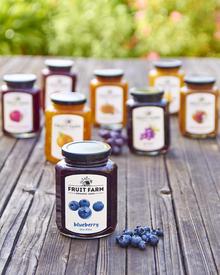 Fruit Farm Organic Jams12
