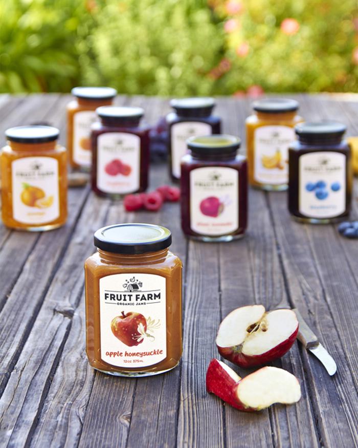 Fruit Farm Organic Jams14