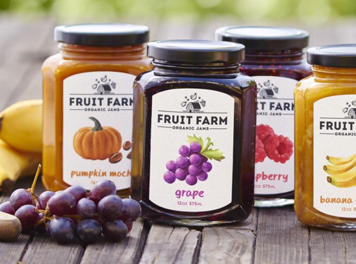 Fruit Farm Organic Jams19
