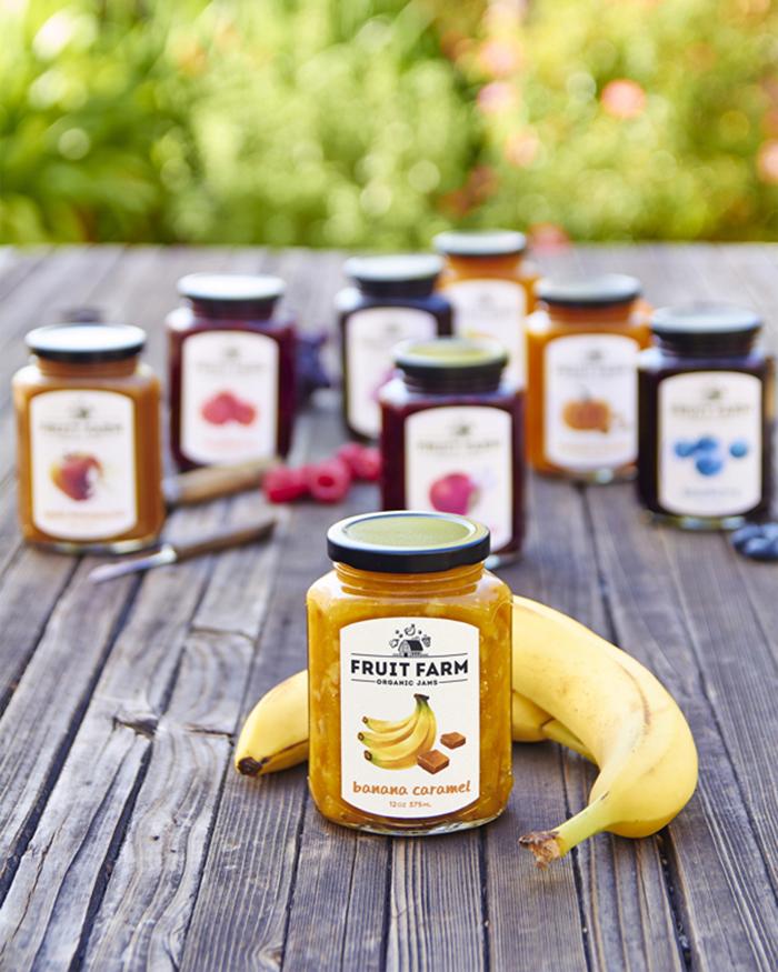 Fruit Farm Organic Jams2