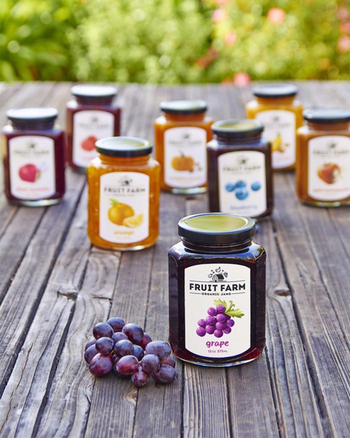 Fruit Farm Organic Jams4