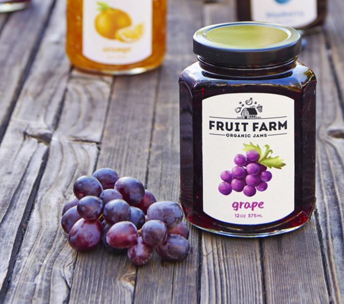 Fruit Farm Organic Jams5