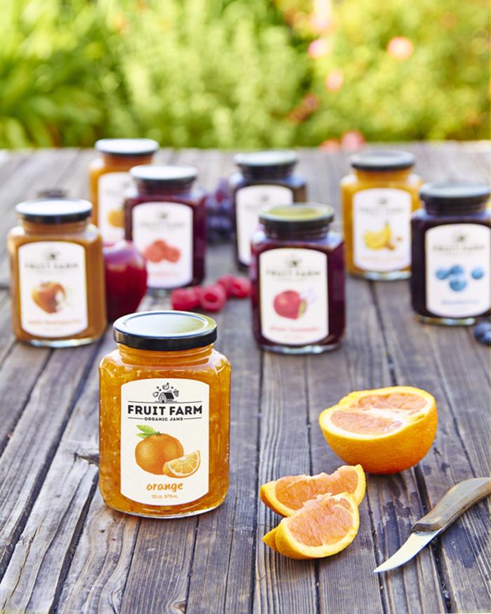 Fruit Farm Organic Jams6