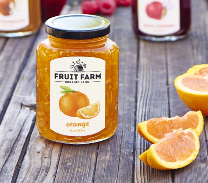 Fruit Farm Organic Jams7