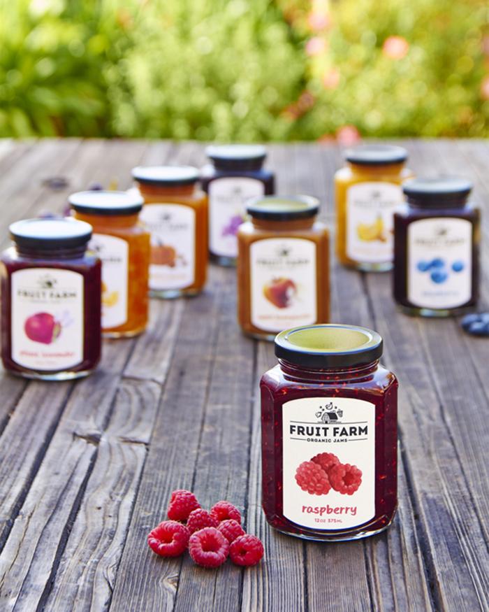 Fruit Farm Organic Jams8