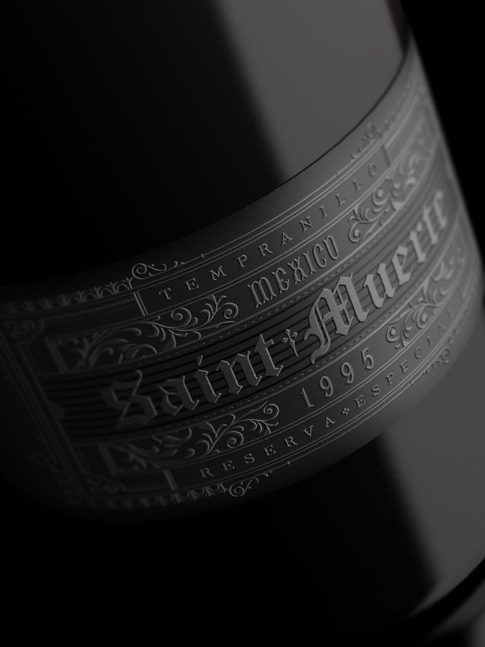 Saint Muerte Wine3