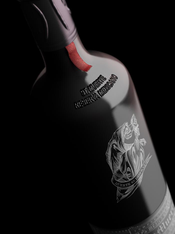 Saint Muerte Wine4