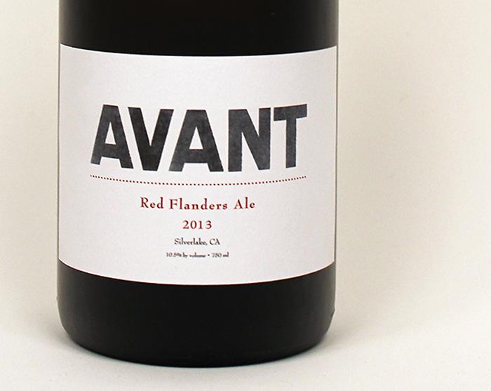 Avant Red Flanders Ale4