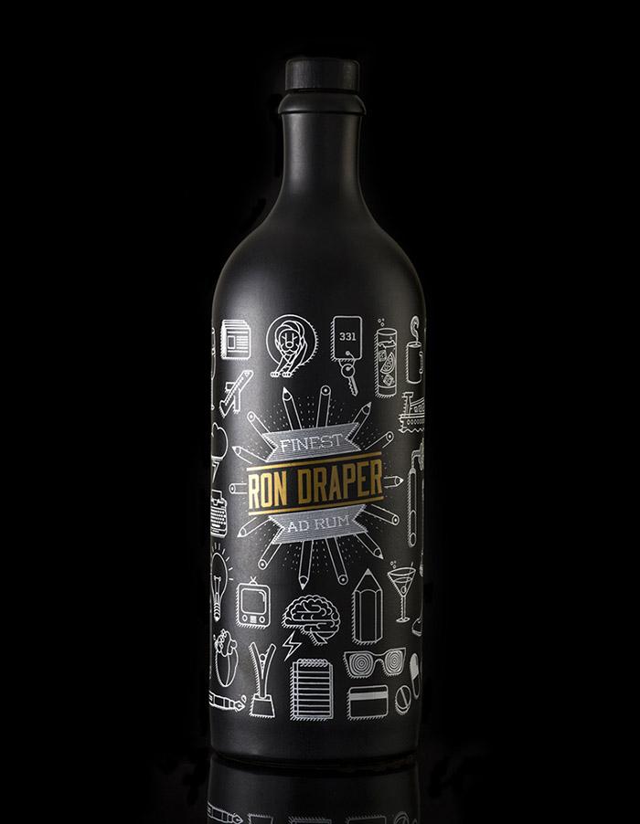 Don Draper Rum