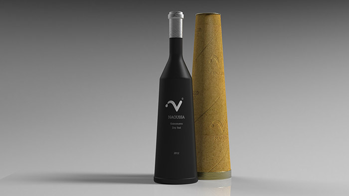 Naoussa Wine