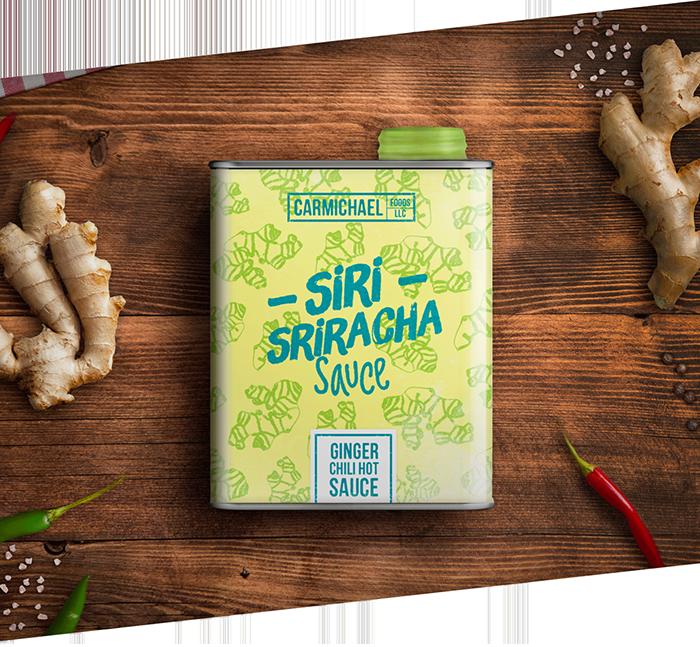 Siri Sriracha Hot Sauce5