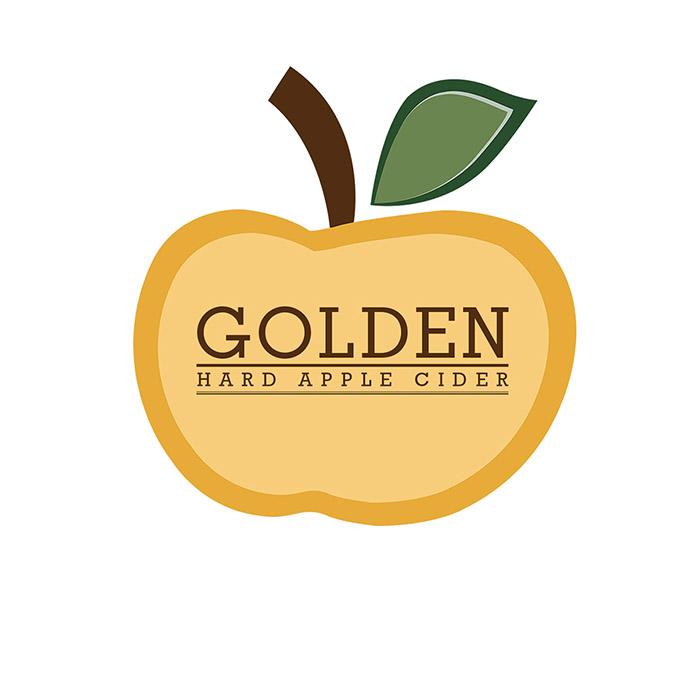 Golden Hard Apple Cider
