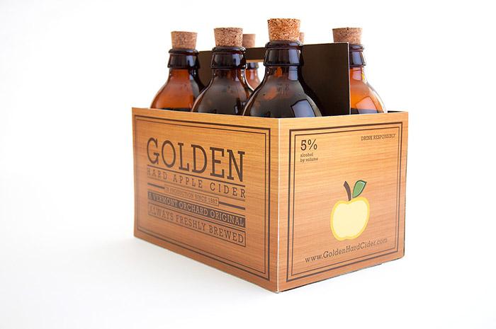 Golden Hard Apple Cider3