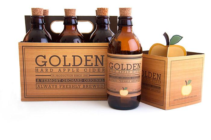 Golden Hard Apple Cider4