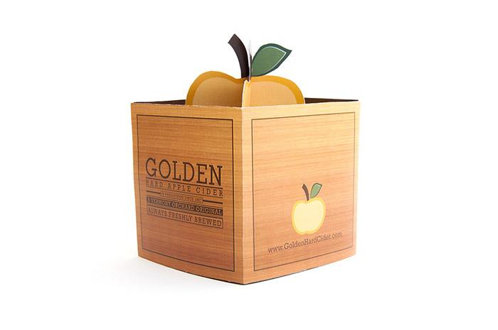 Golden Hard Apple Cider5