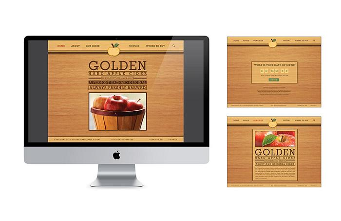 Golden Hard Apple Cider6