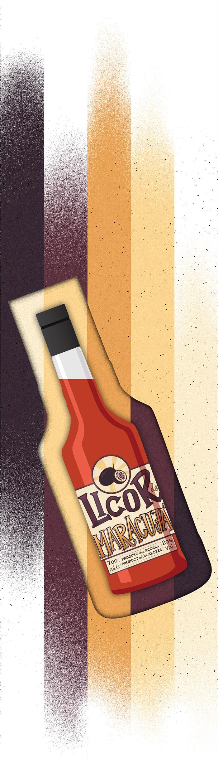 Liqueur labels2