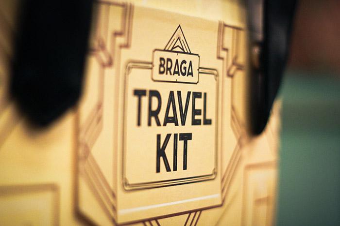 Braga Travel Kit3