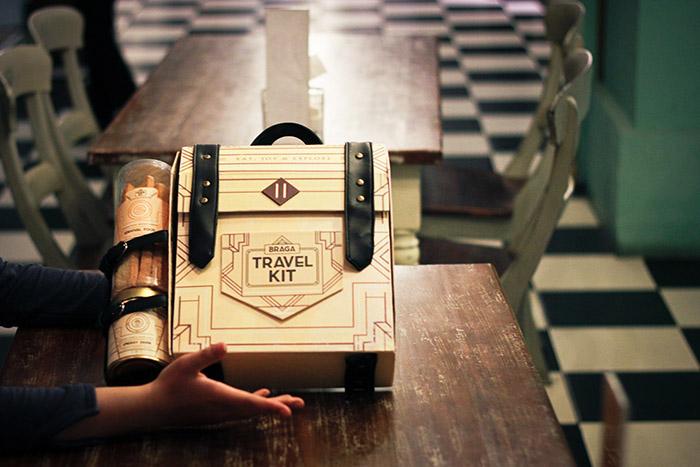 Braga Travel Kit4