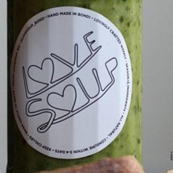 LOVE SOUP
