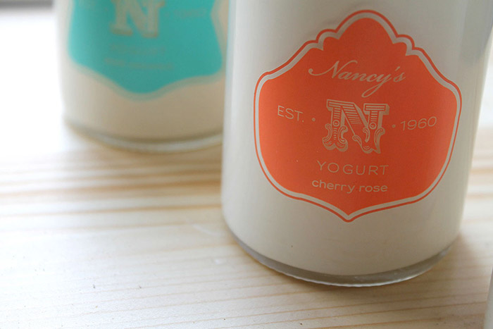 Nancy's Boutique Yogurt
