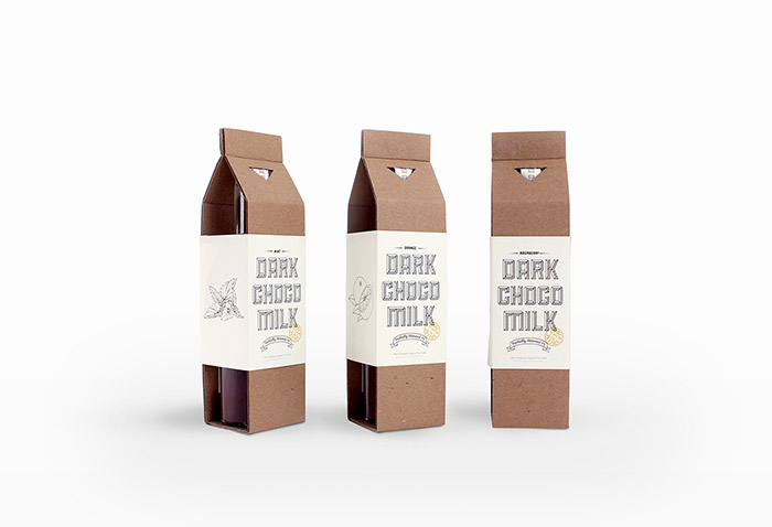 Dark Choco Milk