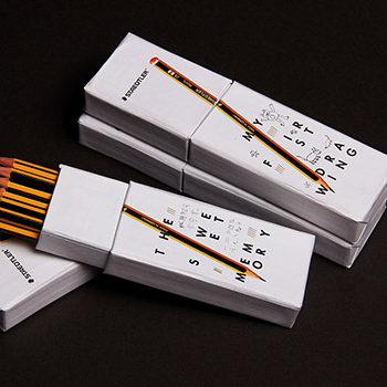 Staedtler Noris 2B Pencil