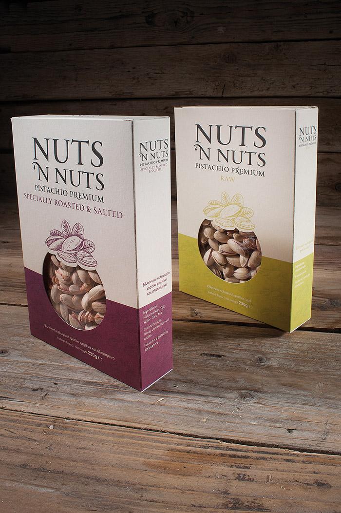 NUTS 'N NUTS5
