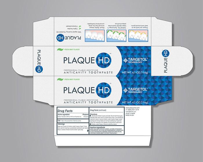 Plaque HD3