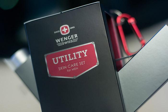 Wenger Swiss Utility Skin Care Set for Men7