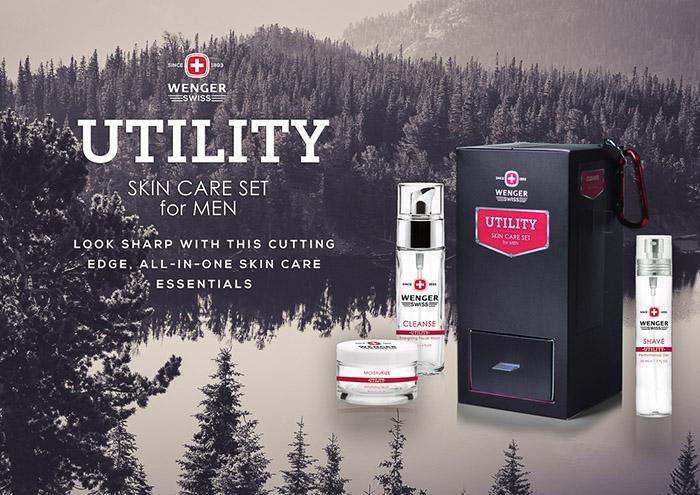 Wenger Swiss Utility Skin Care Set for Men8
