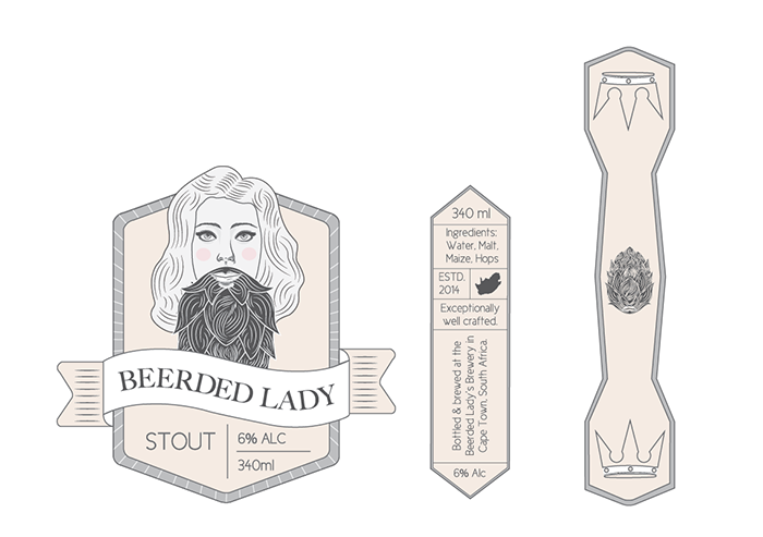 Beerded Lady2