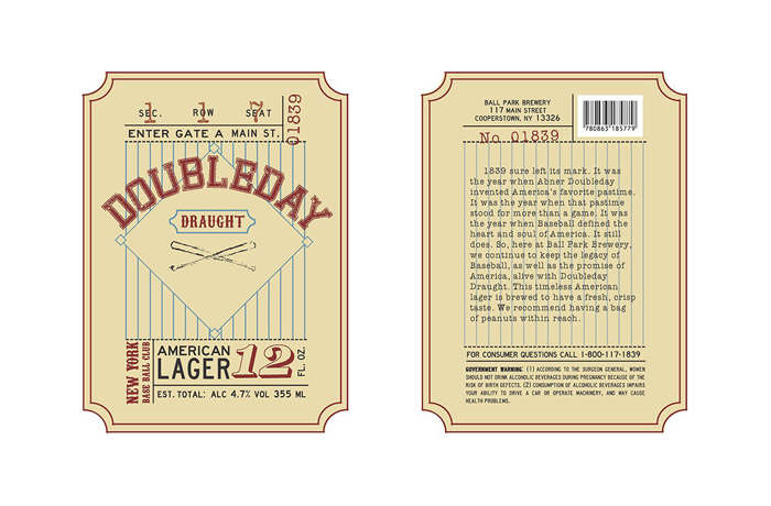 Doubleday Draught5