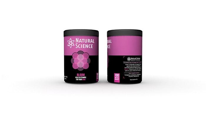 Natural Science Health Vitamins3