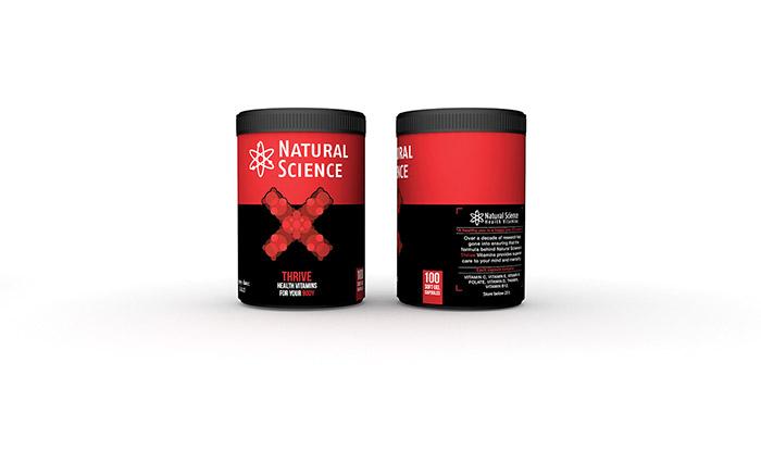 Natural Science Health Vitamins4