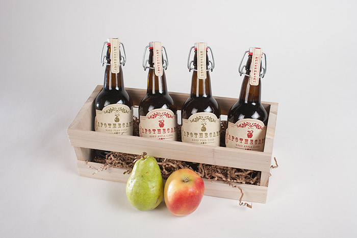 Apothecary Hard Apple or Pear Cider