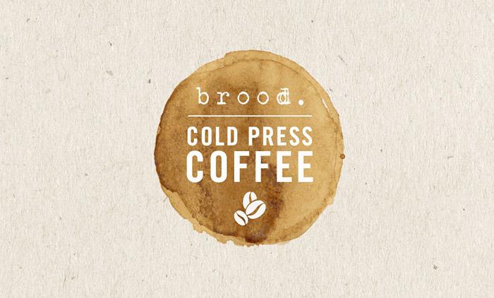 Brood. Cold Press Coffee
