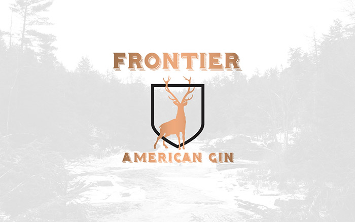 Frontier American Gin