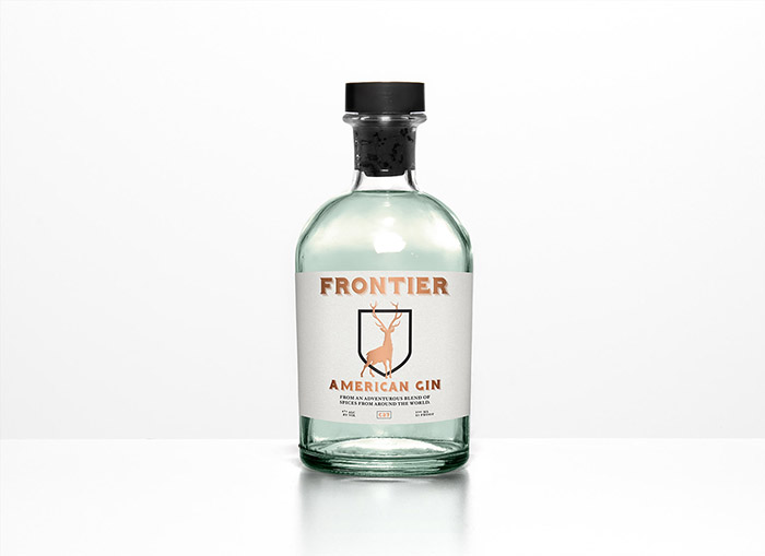 Frontier American Gin2