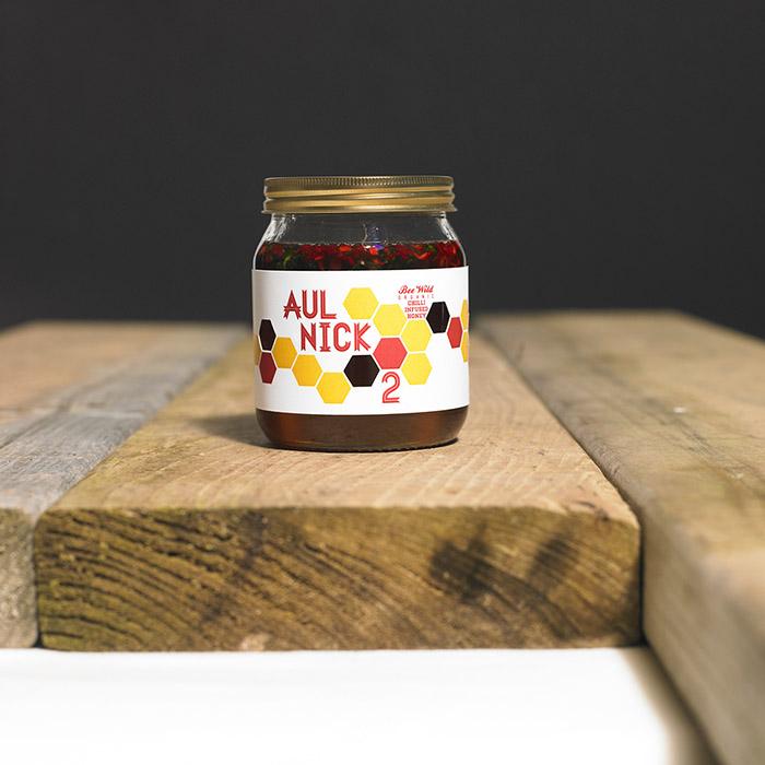 Bee Wild Honey Labels4