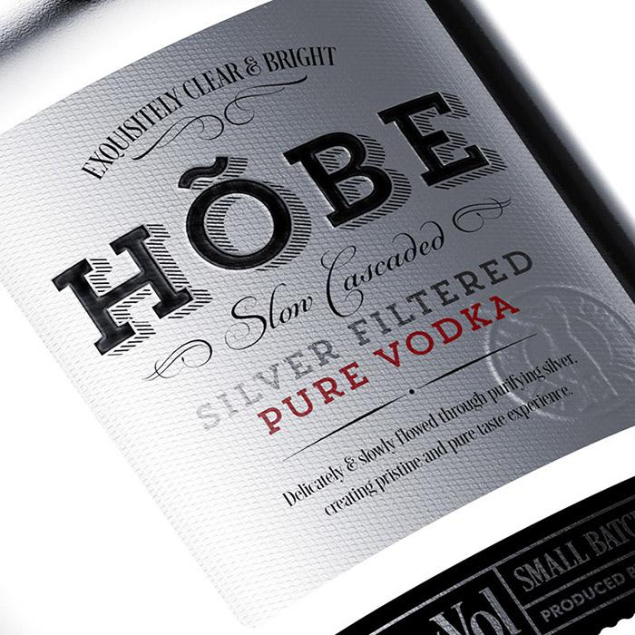 Hōbe Vodka7