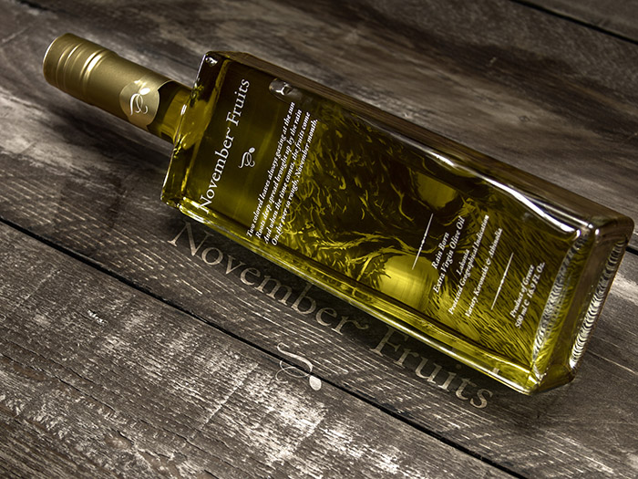 November_Fruits_Olive_Oil_Elixir_Flavours_ sideways_bottle
