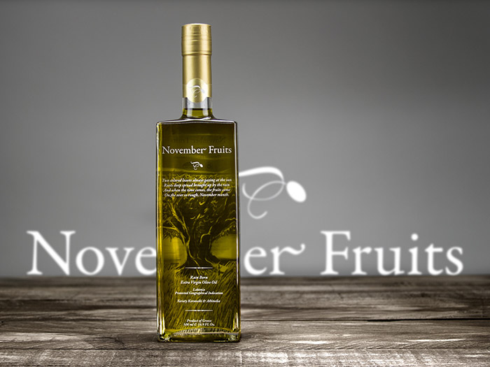 November_Fruits_Olive_Oil_Elixir_Flavours_bottle_and_logo