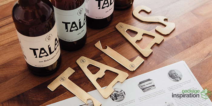 Talas - Alcoholic Beverages, Beer & Wine - Package Inspiration
