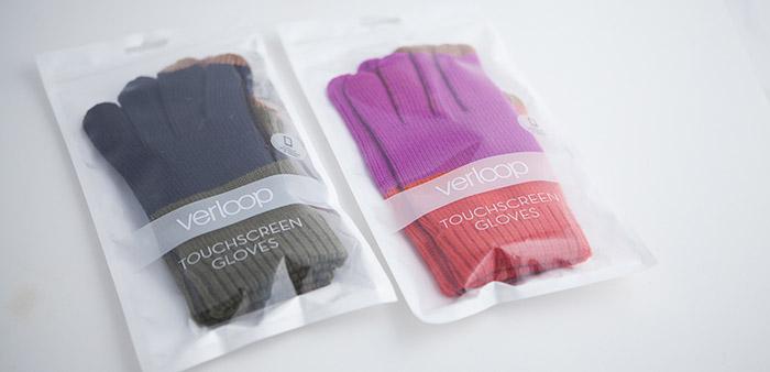Verloop Touchscreen Gloves
