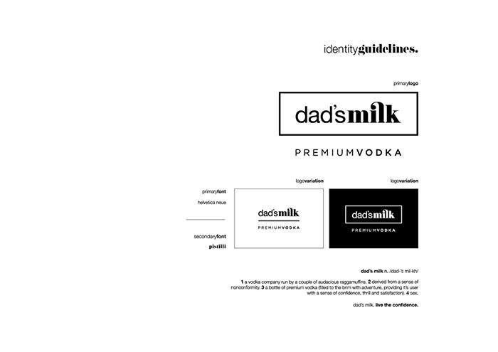 Dad's Milk