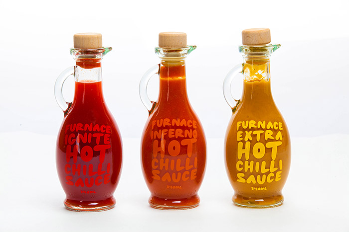 Furnace Chilli Sauce6