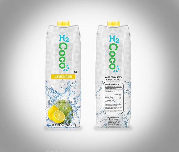 H2Coco3