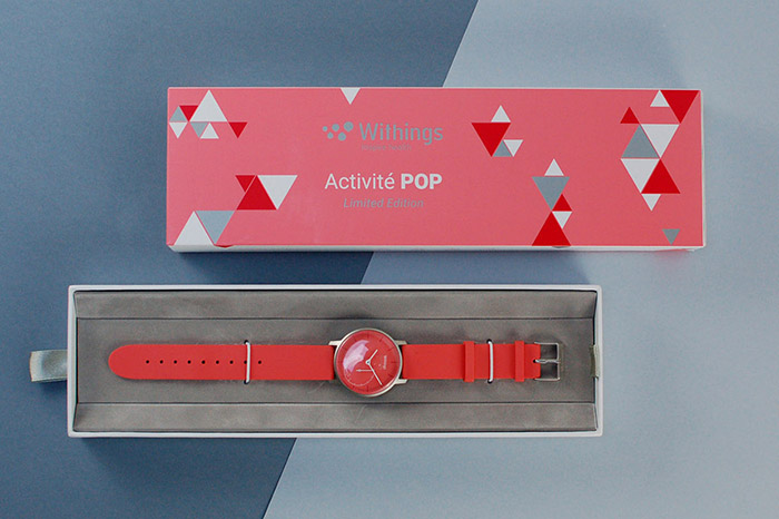 Withings Activité Pop Pink3